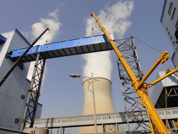 火电厂吊装安装