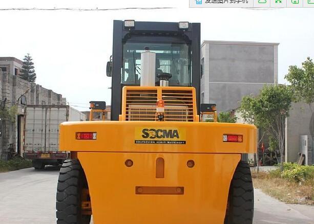 石家庄15吨叉车租赁15吨国产叉车出租15吨重叉车
