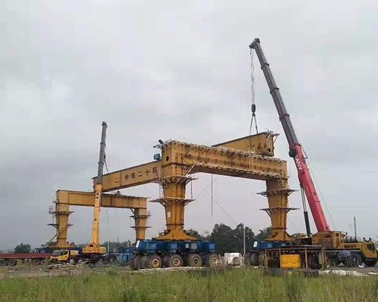 石家庄铁路工程施工